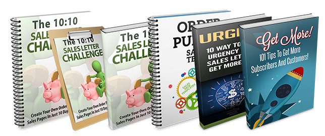 The 10 10 Sales Letter Challenge