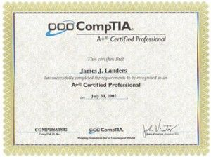 compTIA_Aplus_certification