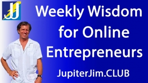 weekly wisdom for online entrepreneurs