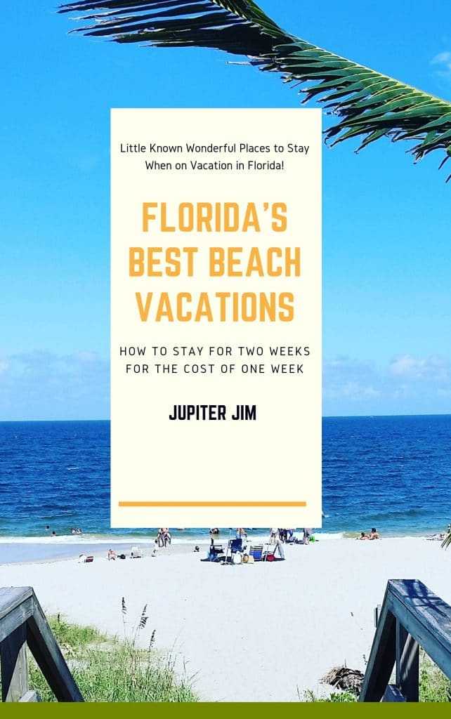 Canva eBook Cover for Florida Beaches
